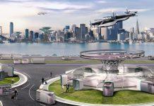 Hyundai flying cars concept