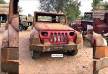 Jeep Life India Mahindra Thar old to new