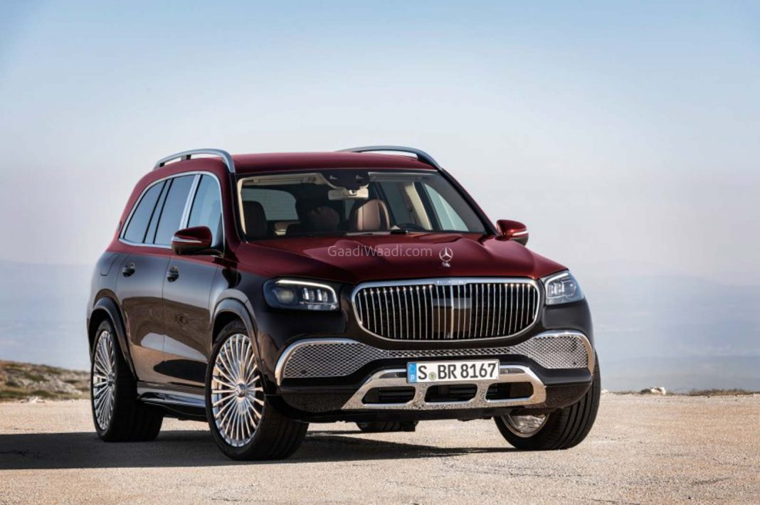 Mercedes Maybach GLS 600 Launched India