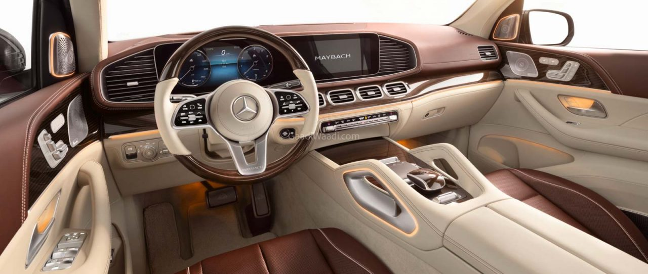 Mercedes Maybach GLS 600 launched inside India