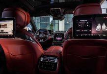 Mercedes Sclass