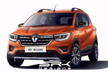 Renault Triber facelift