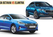 Skoda Octavia Vs Hyundai Elantra