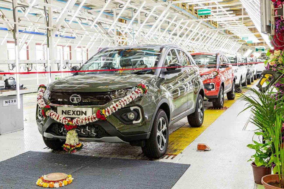 Tata Nexon rolls out 200000th nexon-5