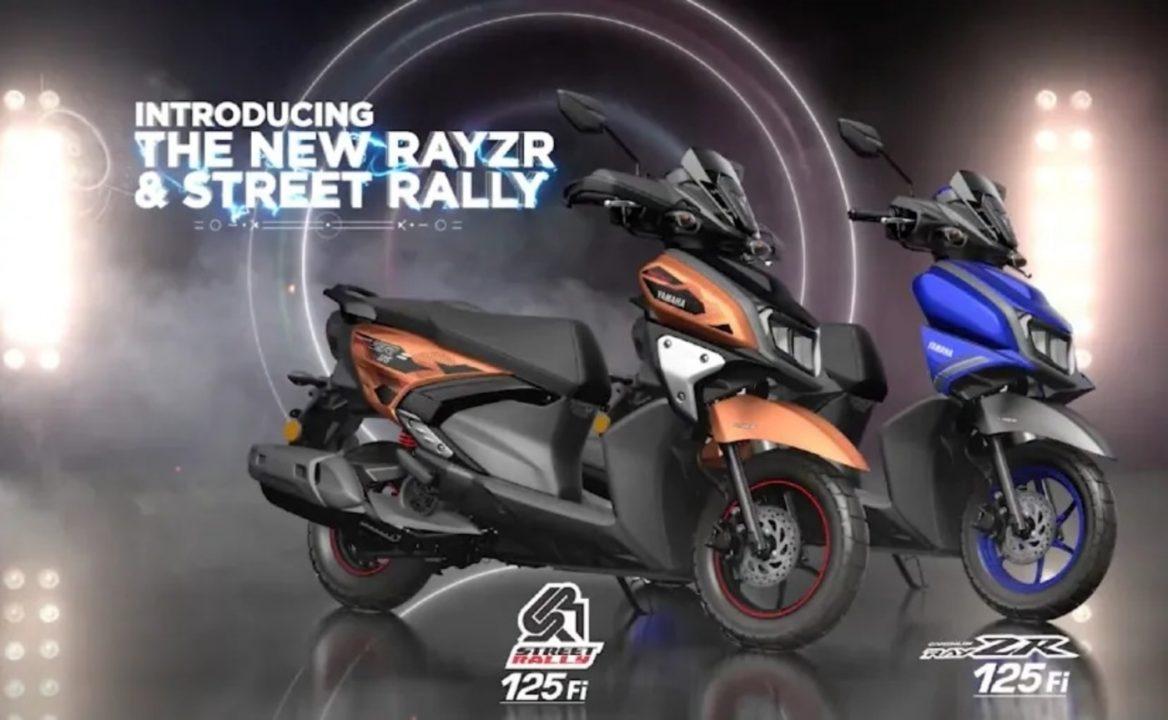 Yamaha RayZR hybrid 1