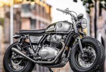 soldoutmotorcycles custom Royal Enfield Interceptor 650 3