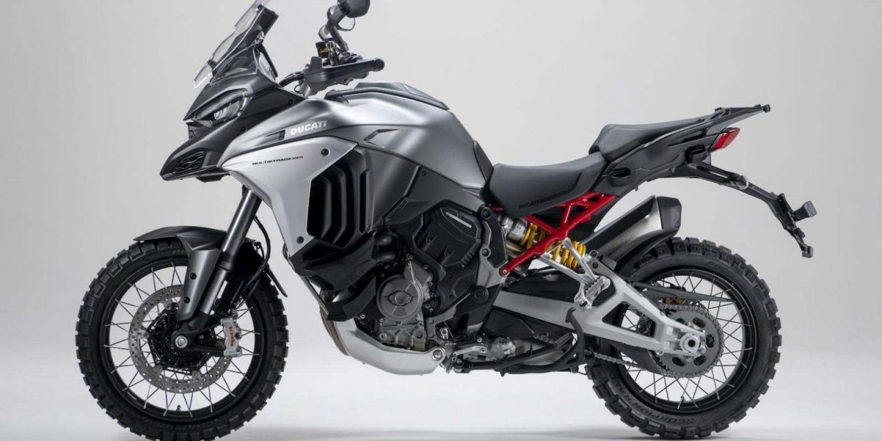 2021 Ducati Multistrada V4 India 2