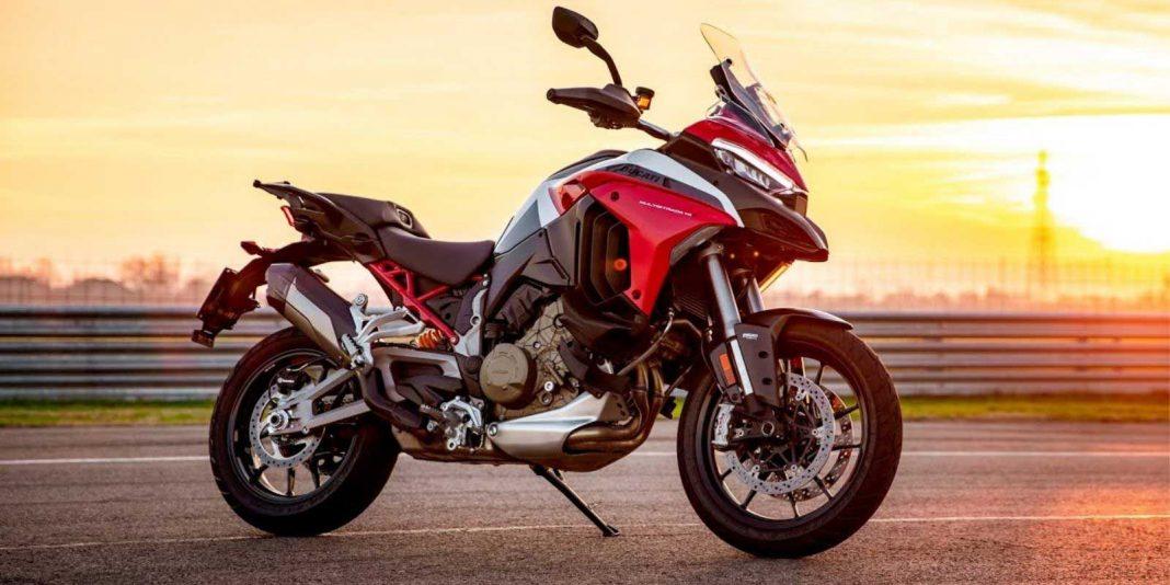 2021 Ducati Multistrada V4 India 3