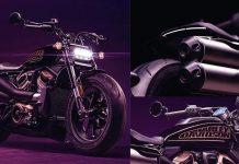 2021 Harley-Davidson Sportster S 1