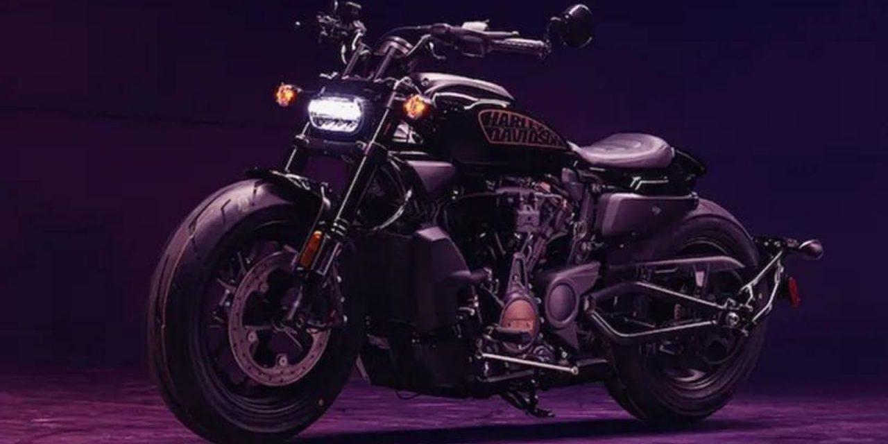 2021 Harley-Davidson Sportster S2