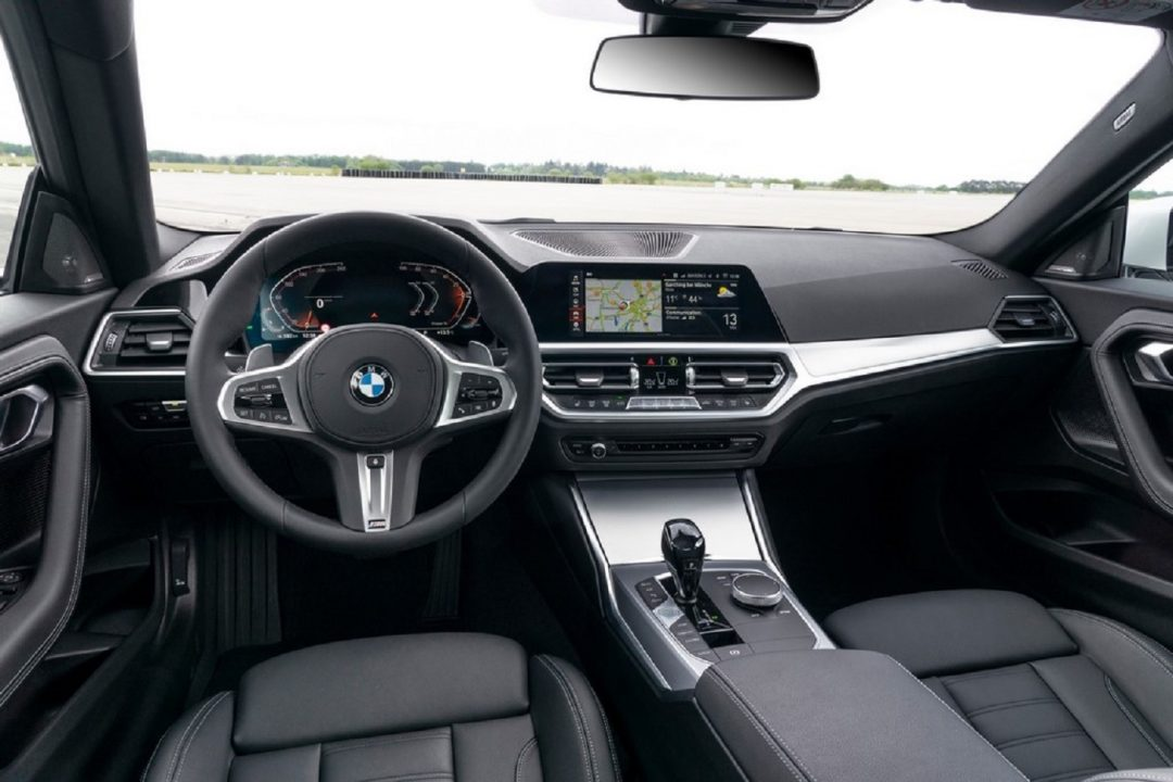 2022 BMW 2 Series Coupe Dashboardr