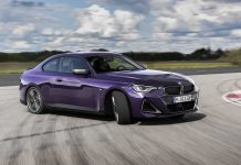 2022 BMW 2 Series Coupe Front 3 Quarters