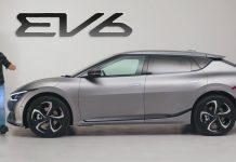 Kia EV6 Electric Crossover