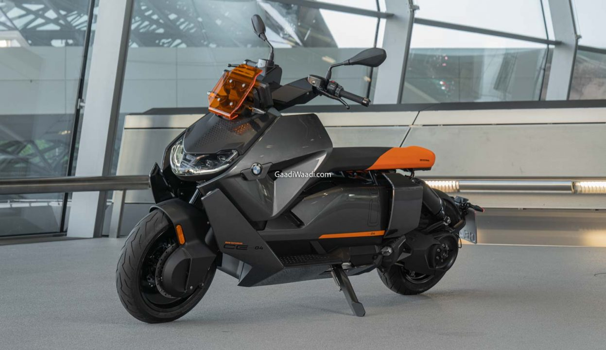 BMW Ce04 electric scooter-2