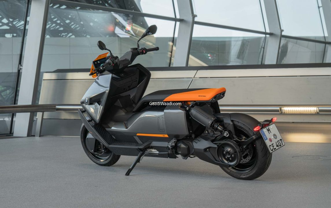 BMW Ce04 electric scooter-3