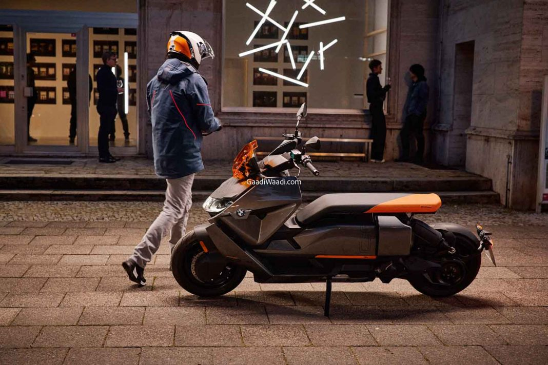 BMW Ce04 electric scooter-7