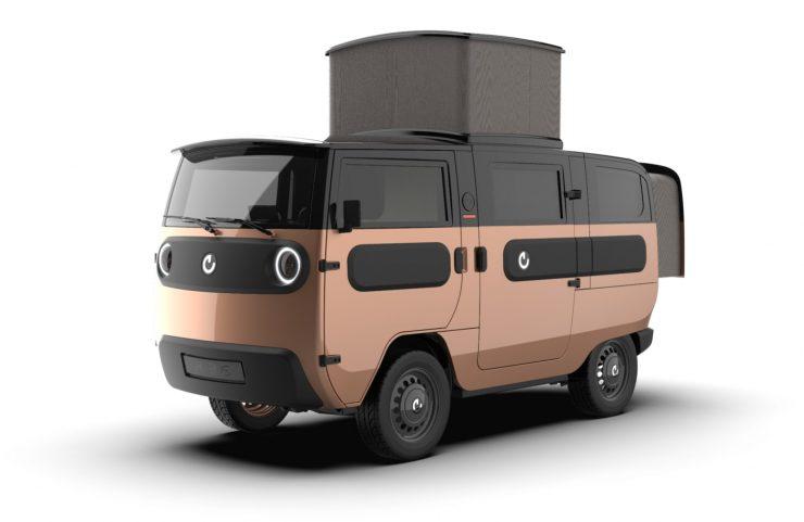 Electric Brands Xbus 2