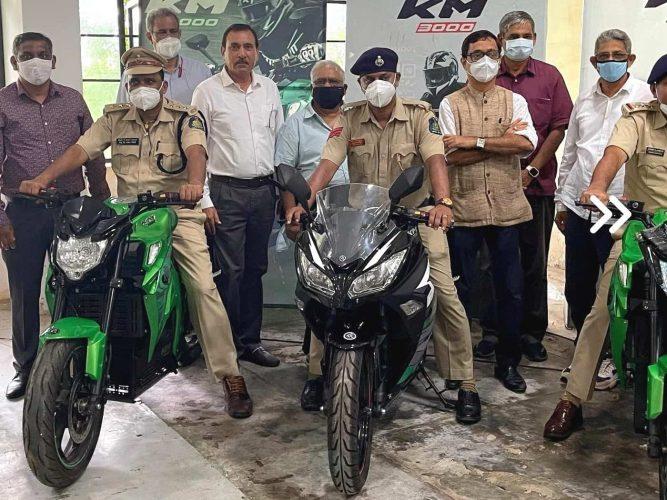 Goa Police Kabira Motrorcycles 2