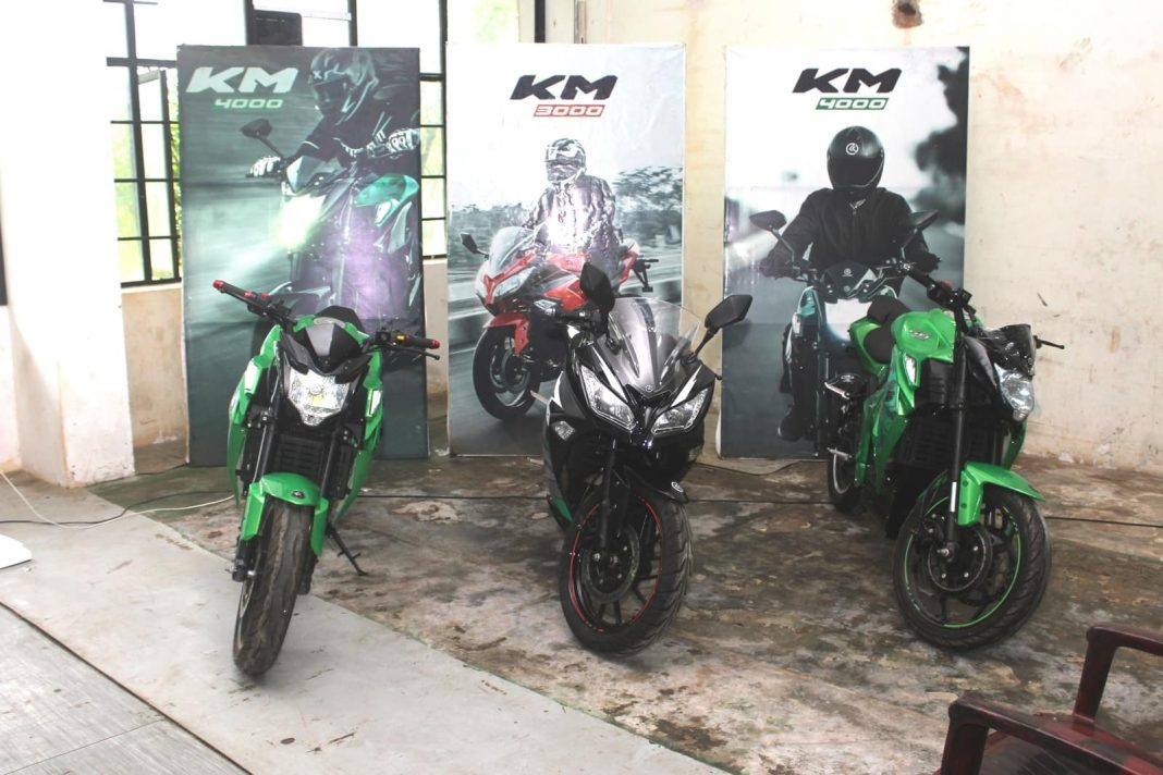 Goa Police takes delivery of new Kabira Motorcycles
