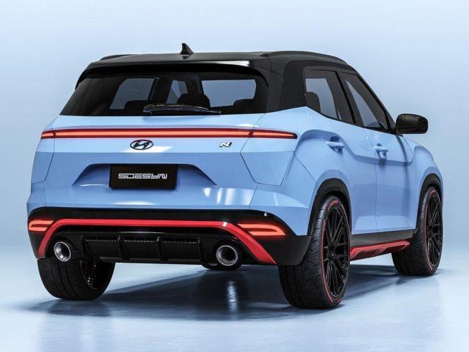 Hyundai Creta N concept 2