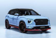 Hyundai Creta N concept 6