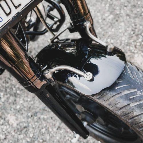 Neev Motorcycles custom Royal Enfield Interceptor 650 3
