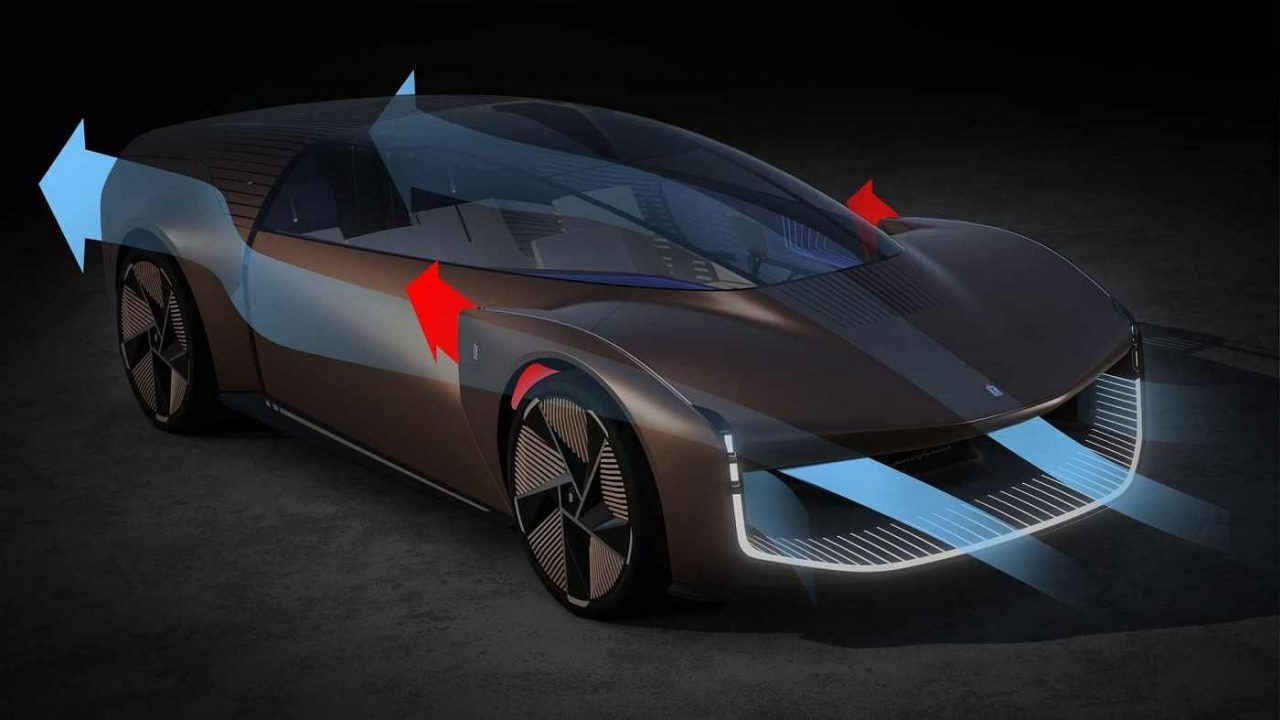 Conductos Pininfarina Tiorema Concept