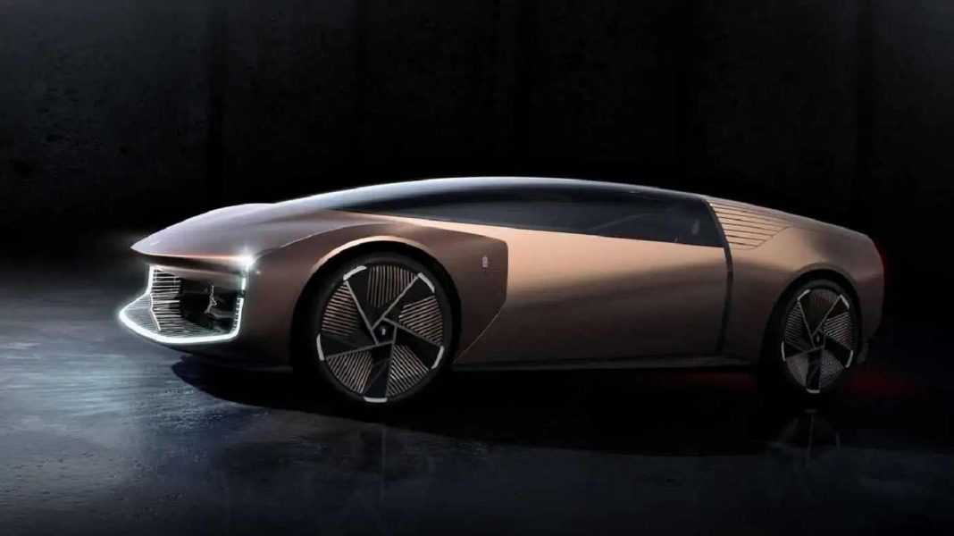 Pininfarina Teorima Concept Front 3 Quarters