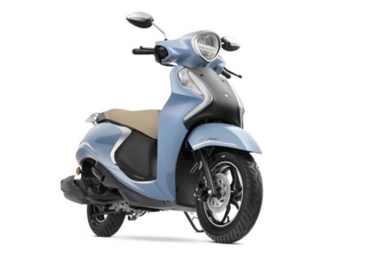 Yamaha Fascino 125 hybrid img3