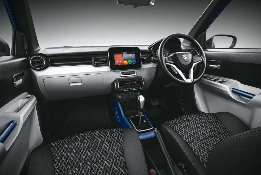 2021 Maruti Suzuki Ignis Interior