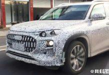 2022 Audi Q9 Spied
