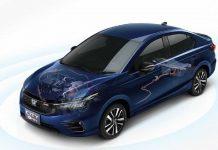 Honda City eHEV Hybrid