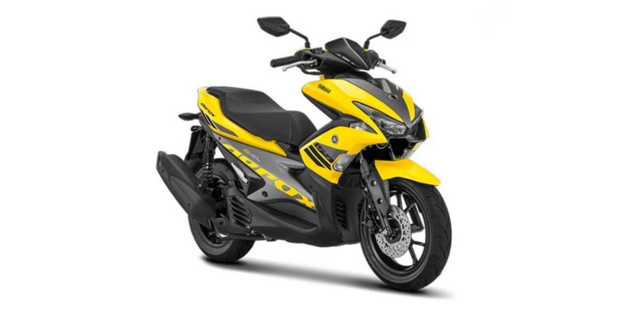Yamaha Aerox 155 India