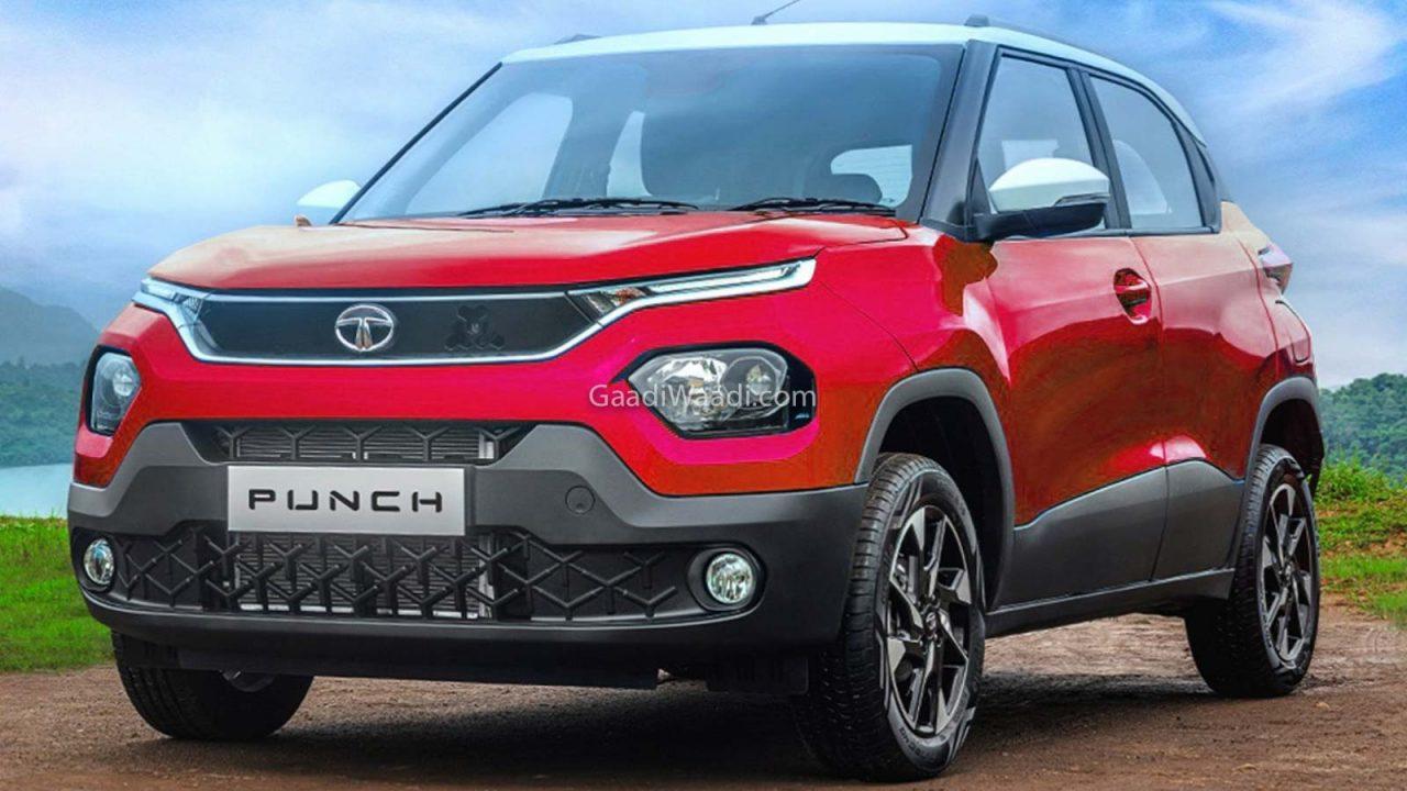 Tata Punch Micro-SUV To Get Multi Drive Modes & Terrain Modes