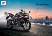 2021 Honda CBR150R Malaysia
