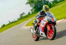 2021 TVS Apache RR 310 Ride Review 1