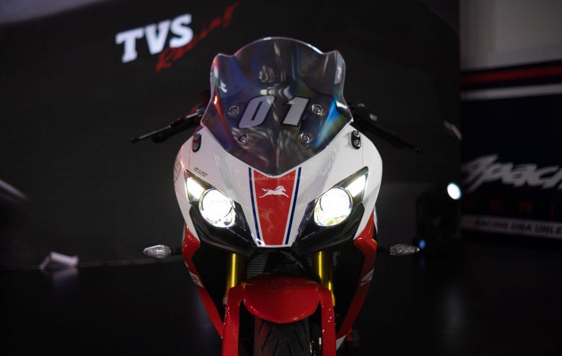 2021 TVS Apache RR 310 Ride Review 12