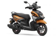 2021 Yamaha RayZR 125 Hybrid 1