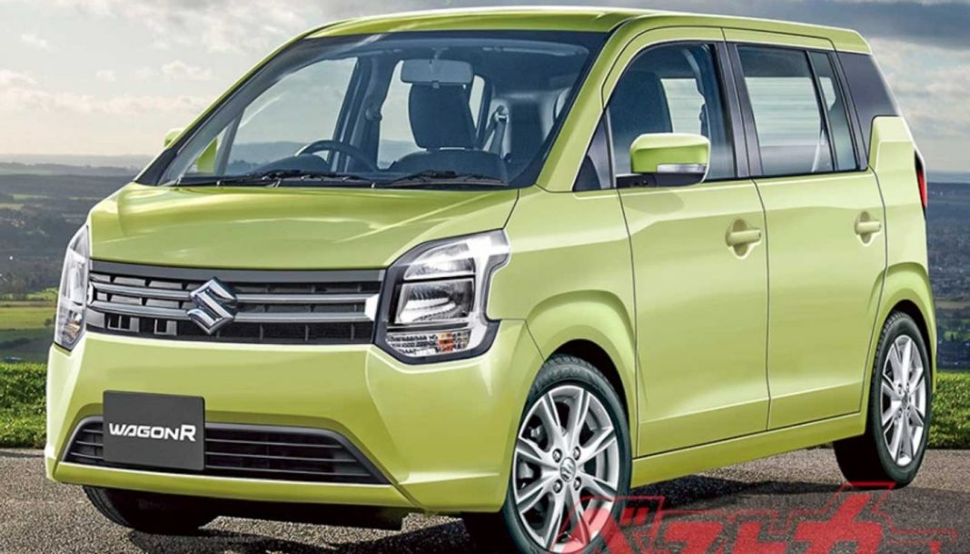 The next-gen Wagon R will debut with a new design later this year   – nixatube