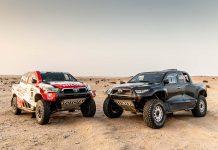 2022 Toyota GR DKR Hilux T1+ img1