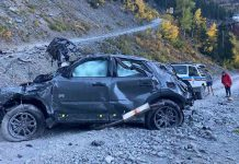Ford Bronco Sport Accident 1