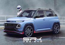 Hyundai Casper N rendering