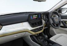 Tata Safari Gold Edition Interior