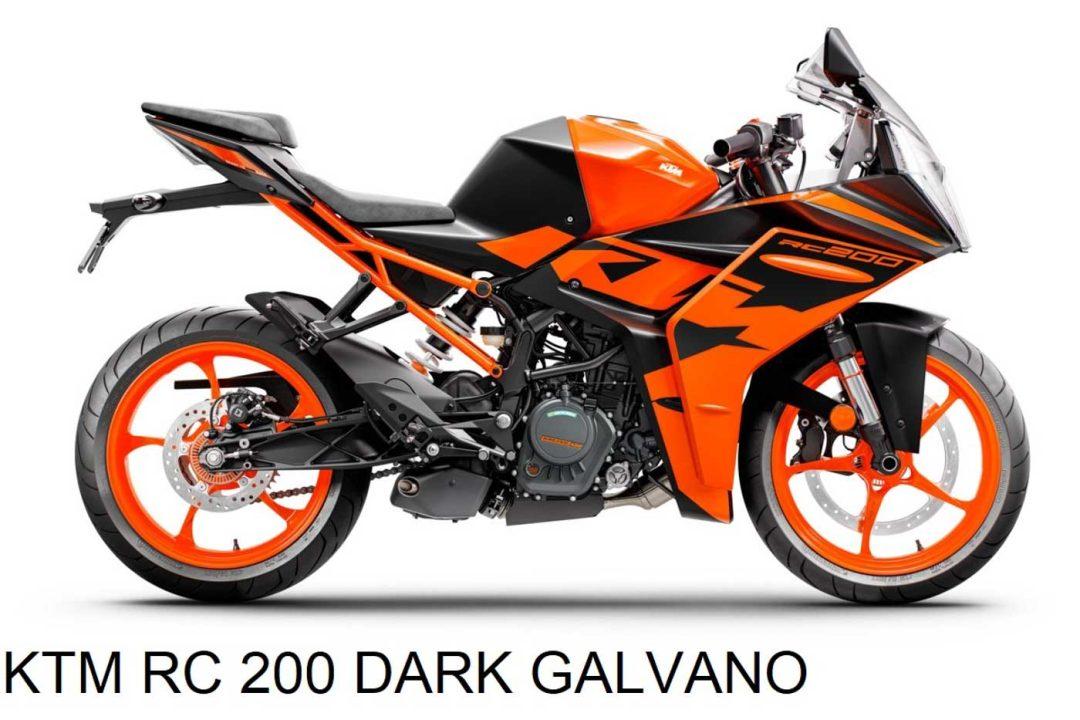 2022 KTM RC200-4