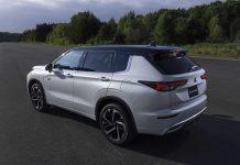 2022 Mitsubishi Outlander PHEV Rear