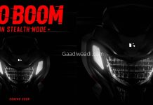 Hero Xtreme 160R Stealth Edition Teased 1
