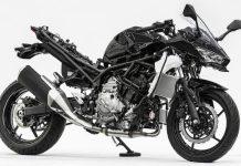 Kawasaki Ninja 400 hybrid concept