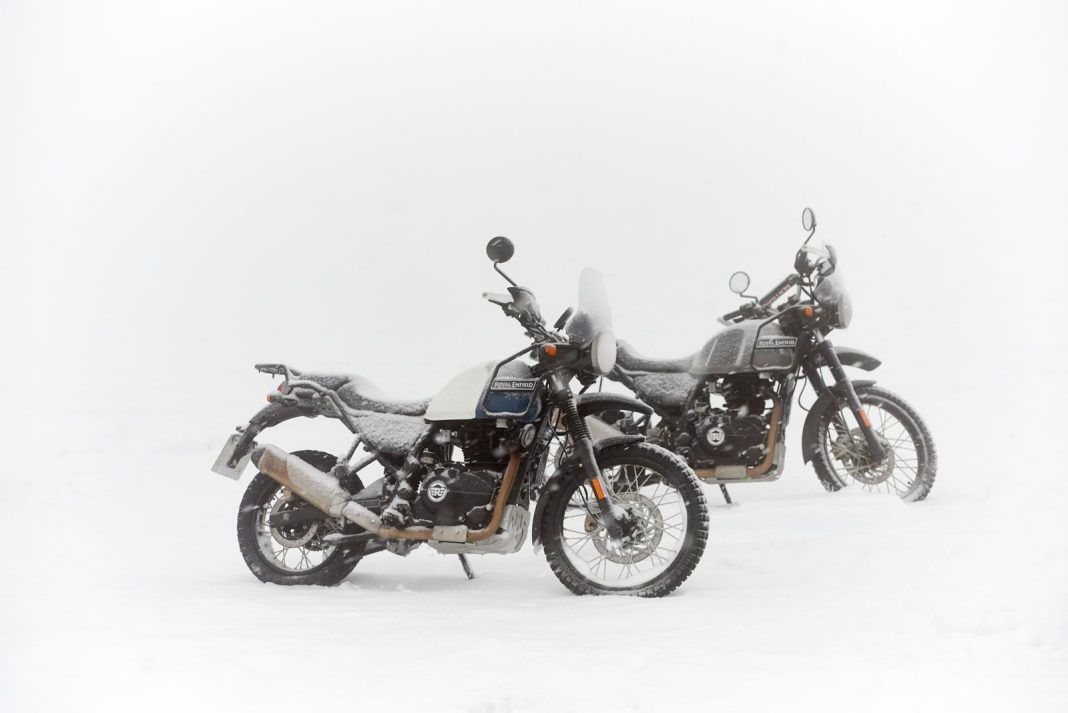 Royal Enfield announced an expedition to the South Pole in the Himalayas– nixatube